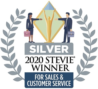 TEKLYNX wins Silver Stevie Award for Historic Customer Service Achievements