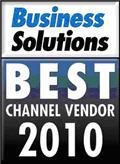 Best Channel Vendor 2010