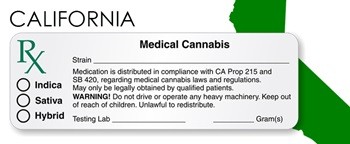 Cannabis Labeling
