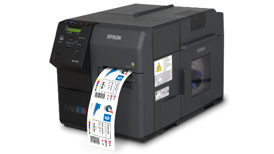 CODESOFT for EPSON TM-C7500