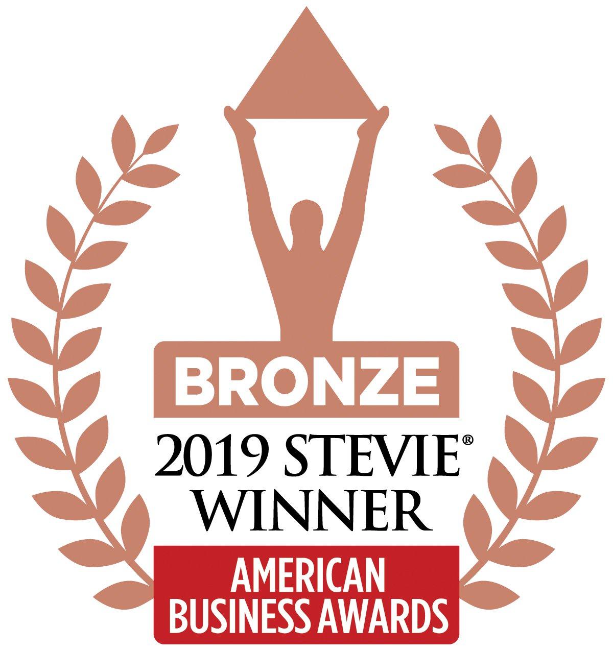 2019 Stevie Winner American Business Award