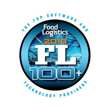 Food Logistics 2018 FL100+ Award