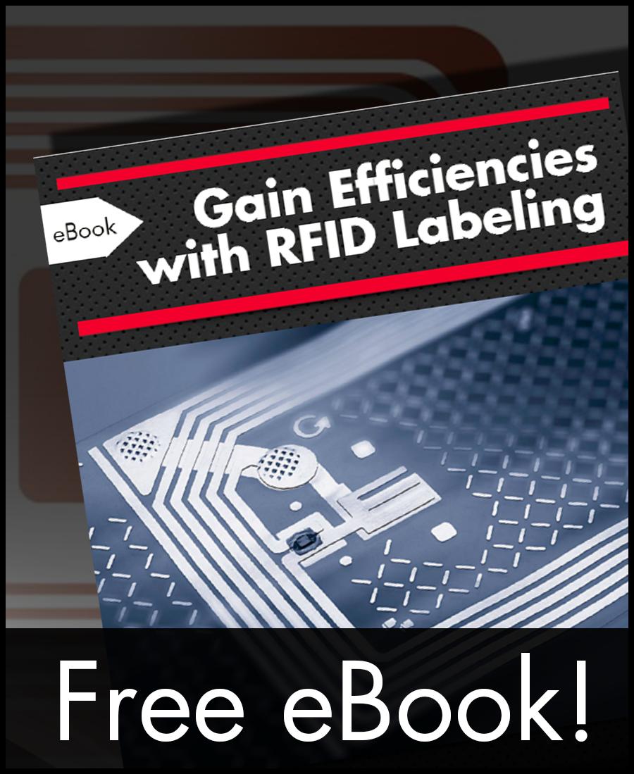 eBook: Gain Efficiencies with RFID Labeling