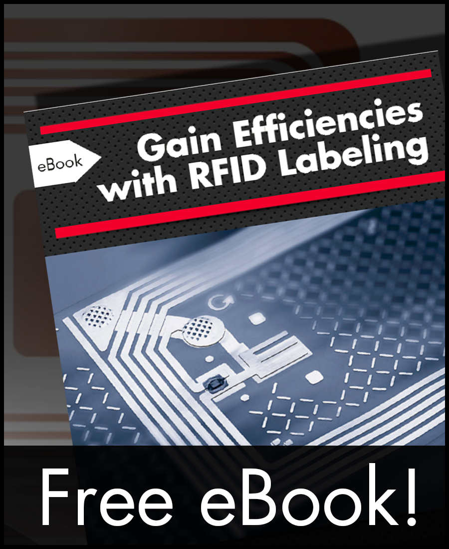 eBook: Gain Efficiencies with RFID Labeling