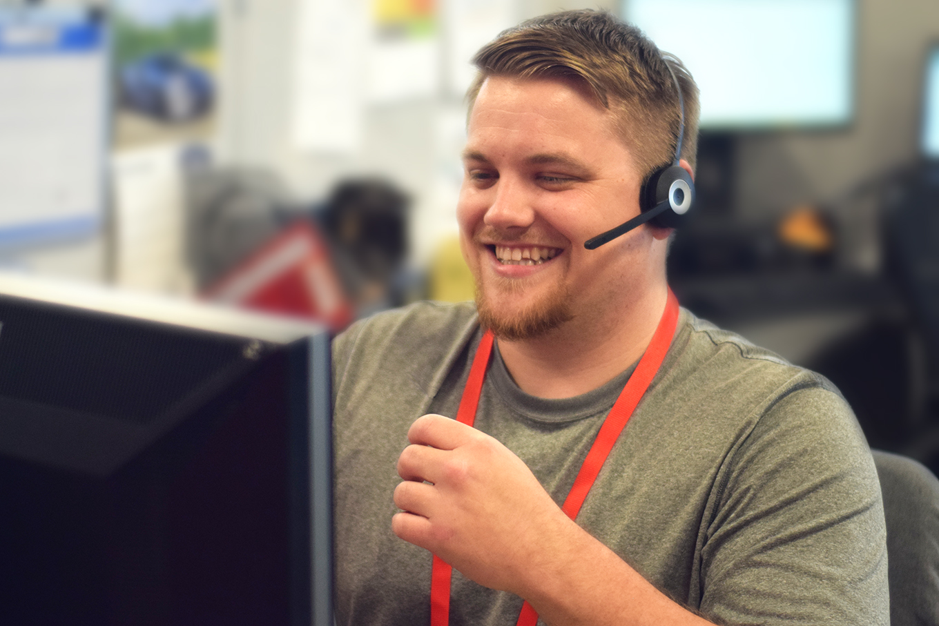 The best customer support in the barcode and label industry